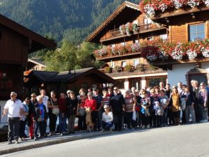 Voyage Tyrol 24 septembre 2016